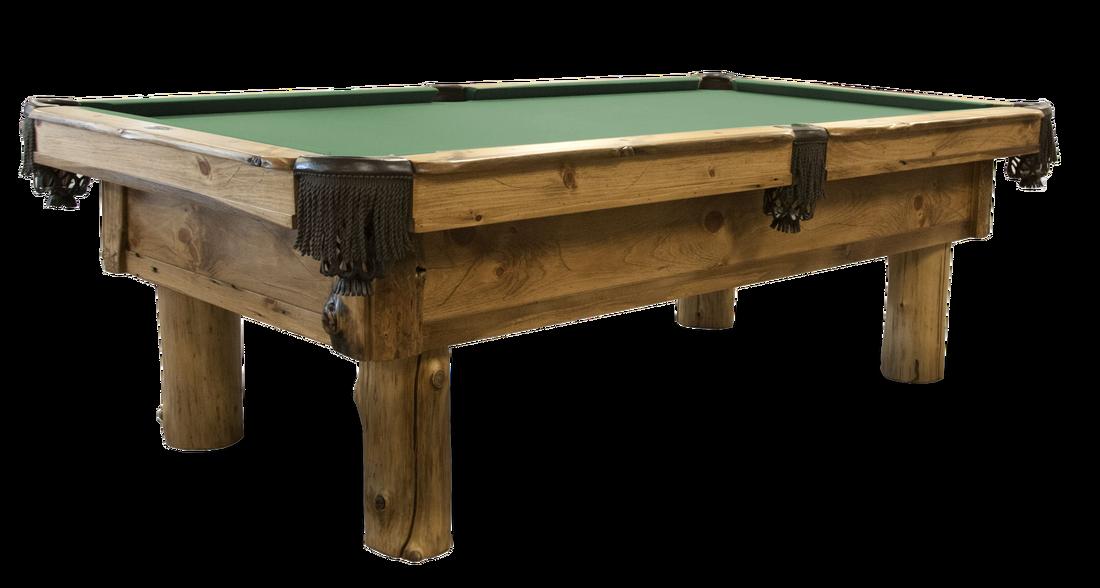 Gameroom Envy Olhausen Pool Tables Gameroom Envy - Ponderosa pool table
